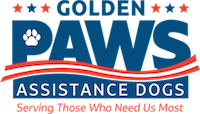 Golden Paws Logo